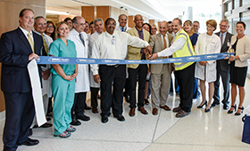 Westchester Medical Center Unveils New Main Concourse in Valhalla